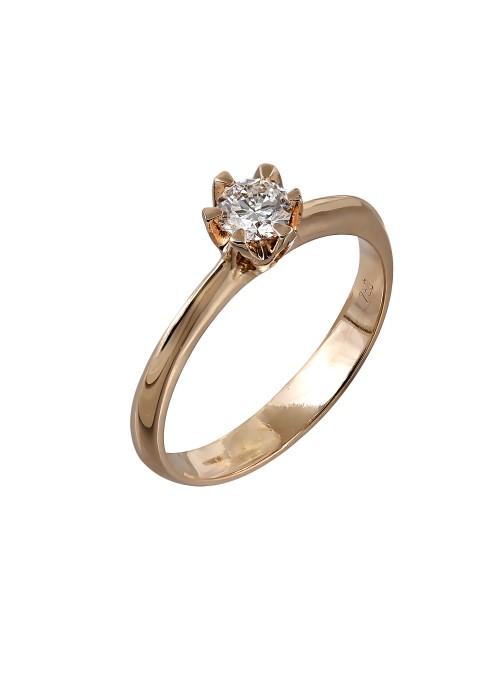 Μονόπετρο δαχτυλίδι από ροζ...